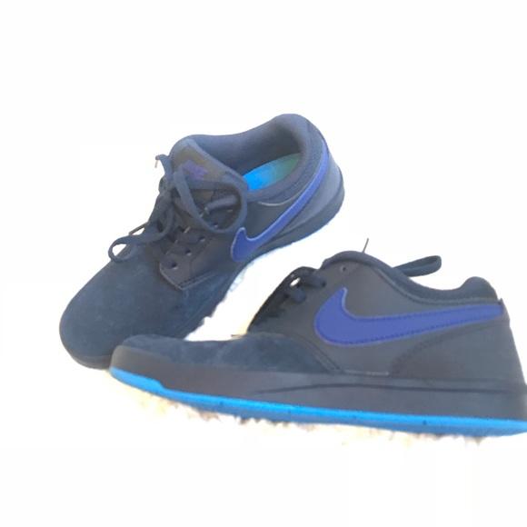 01c789c99e Nike Shoes | Boys Suede Sneakers | Poshmark